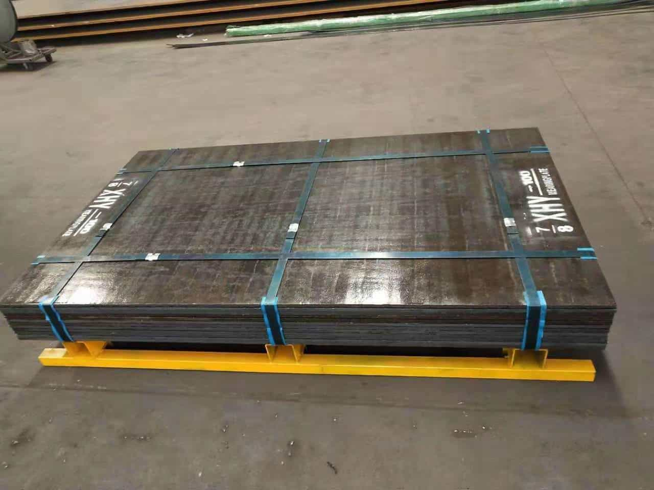 How to express the wear resistance of the chromium carbide wear plate